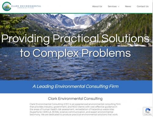 Clark Environmental Consulting