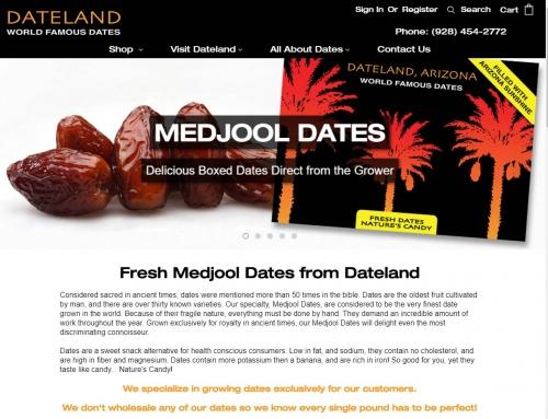 Dateland Date Gardens & Travel Center