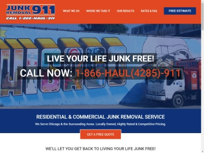 Junk Removal 911 1
